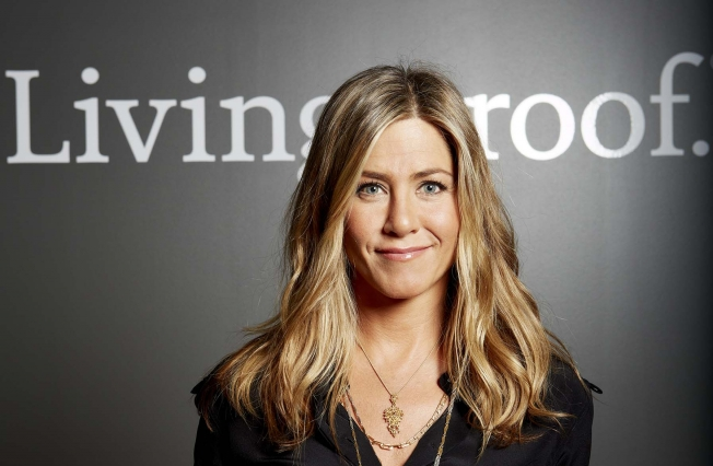 Jennifer Aniston is co-owner of Living Proof, a hair care company whose products are based on discoveries at MIT's Langer Lab.