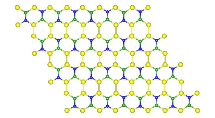 University of Kentucky physicist discovers new 2-D material that could upstage graphene