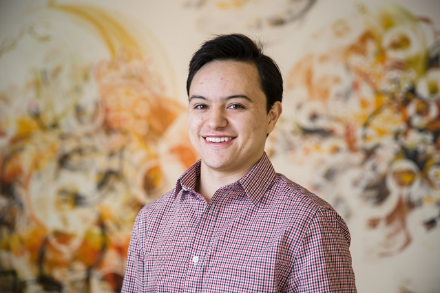 Camilo Ruiz named 2016 Gates Cambridge Scholar