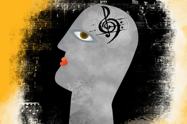 """""""One of the core debates surrounding music is to what extent it has dedicated mechanisms in the brain and to what extent it piggybacks off of mechanisms that primarily serve other functions,"""" Josh McDermott says."""
