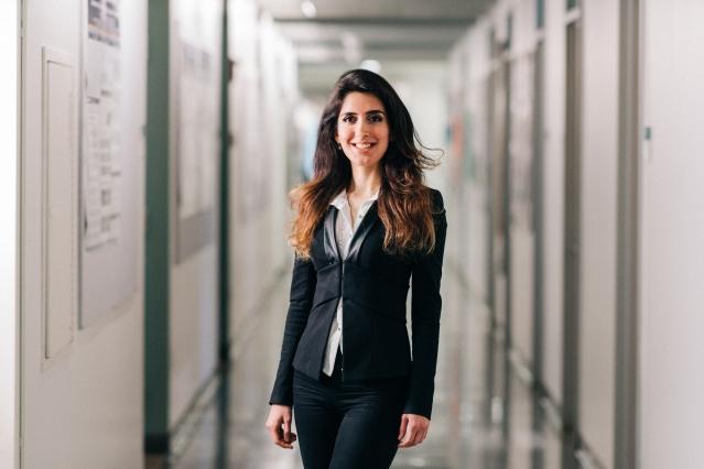Leila Pirhaji PhD '16
