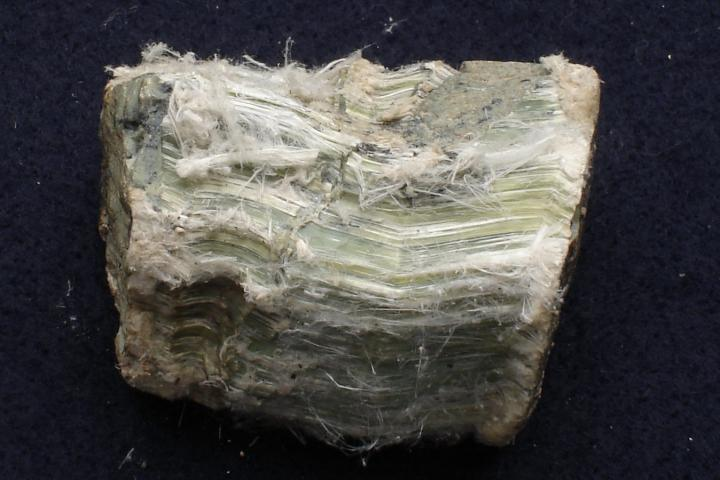 New Study Challenges Assumption of Asbestos' Ability to Move in Soil