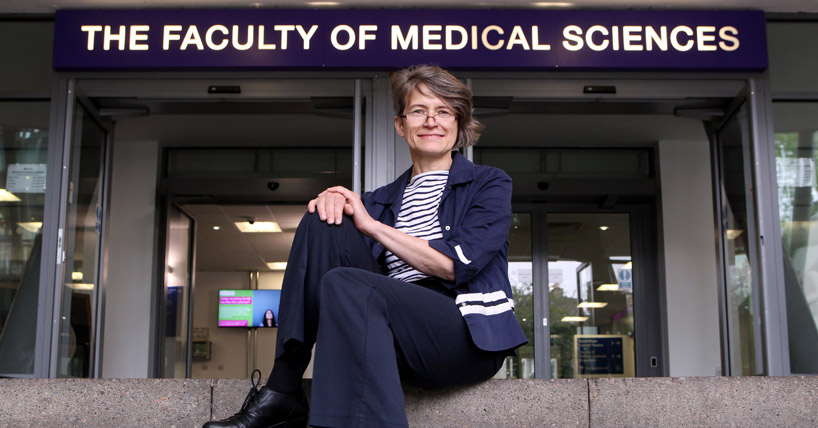 Dr Jolanta Weaver, Senior Lecturer in Diabetes Medicine at Newcastle University and Honorary Consultant Diabetologist at Queen Elizabeth Hospital