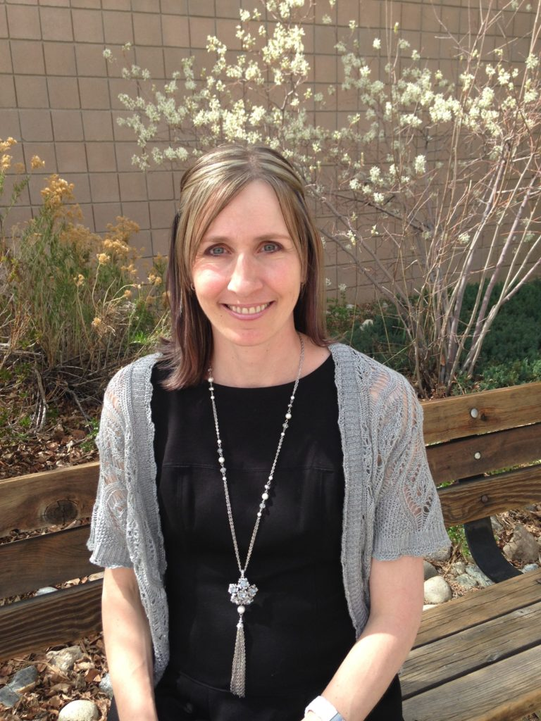 Andrea Blaine, PhD, Research Assistant Professor