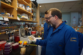 Andreas Bäumler and his team discovered how pathogens manipulate the intestinal environment to favor their own growth.