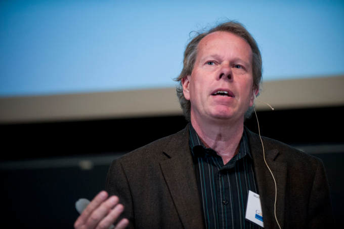 Dr. Mathias Uhlén, professor of microbiology, Royal Institute of Technology