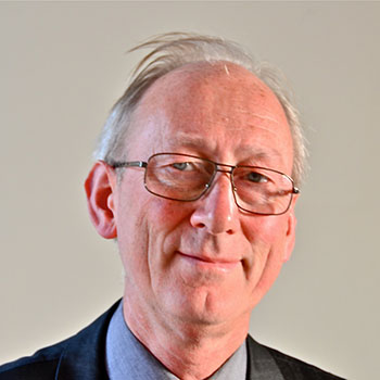 Prof David Livermore from UEA's Norwich Medical School