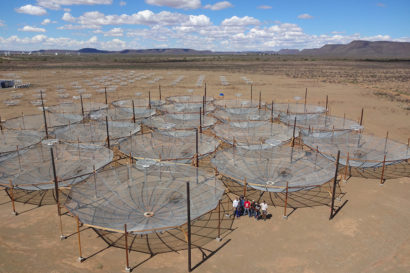 the HERA array in South Africa