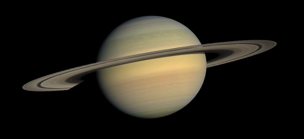Photo: Saturn