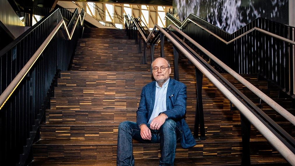 ohan Frostegård, professor at KI's Institute of Environmental Medicine
