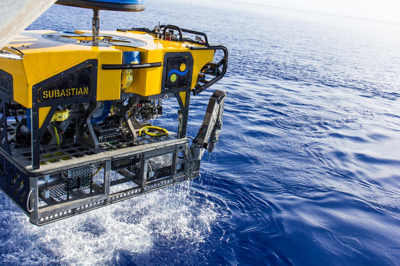 Exploring vast 'submerged America,' marine scientists