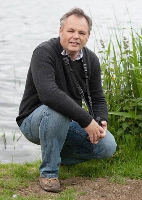 Jeff Ollerton, Professor of Biodiversity at the University of Northampton
