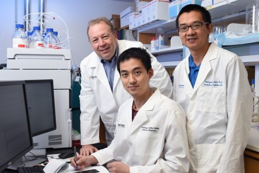 Dr. Philipp Scherer, Dr. Yi Zhu, and Dr. Shangang Zhao