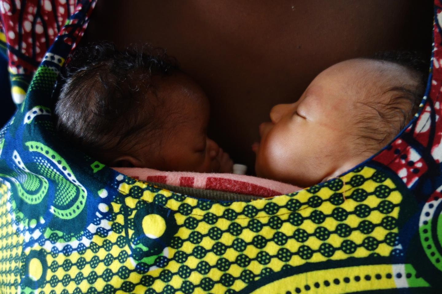 Kangaroo mother care helps premature babies thrive 20 years later — study