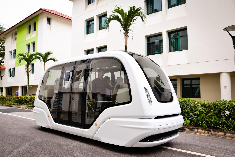 NTU Singapore to test autonomous vehicles on the NTU Smart Campus