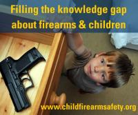 New Website Offers Data and Training on Children and Firearm Injuries and Deaths