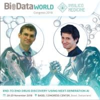 Insilico Medicine Presents its Research and Introduces the