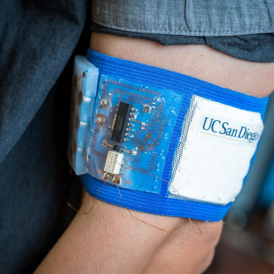 Wearable Sensors Aim To Capture Autism >> Wearable Cooling And Heating Patch Could Serve As Personal