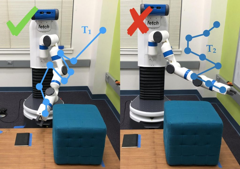 Stanford researchers teach robots what humans want