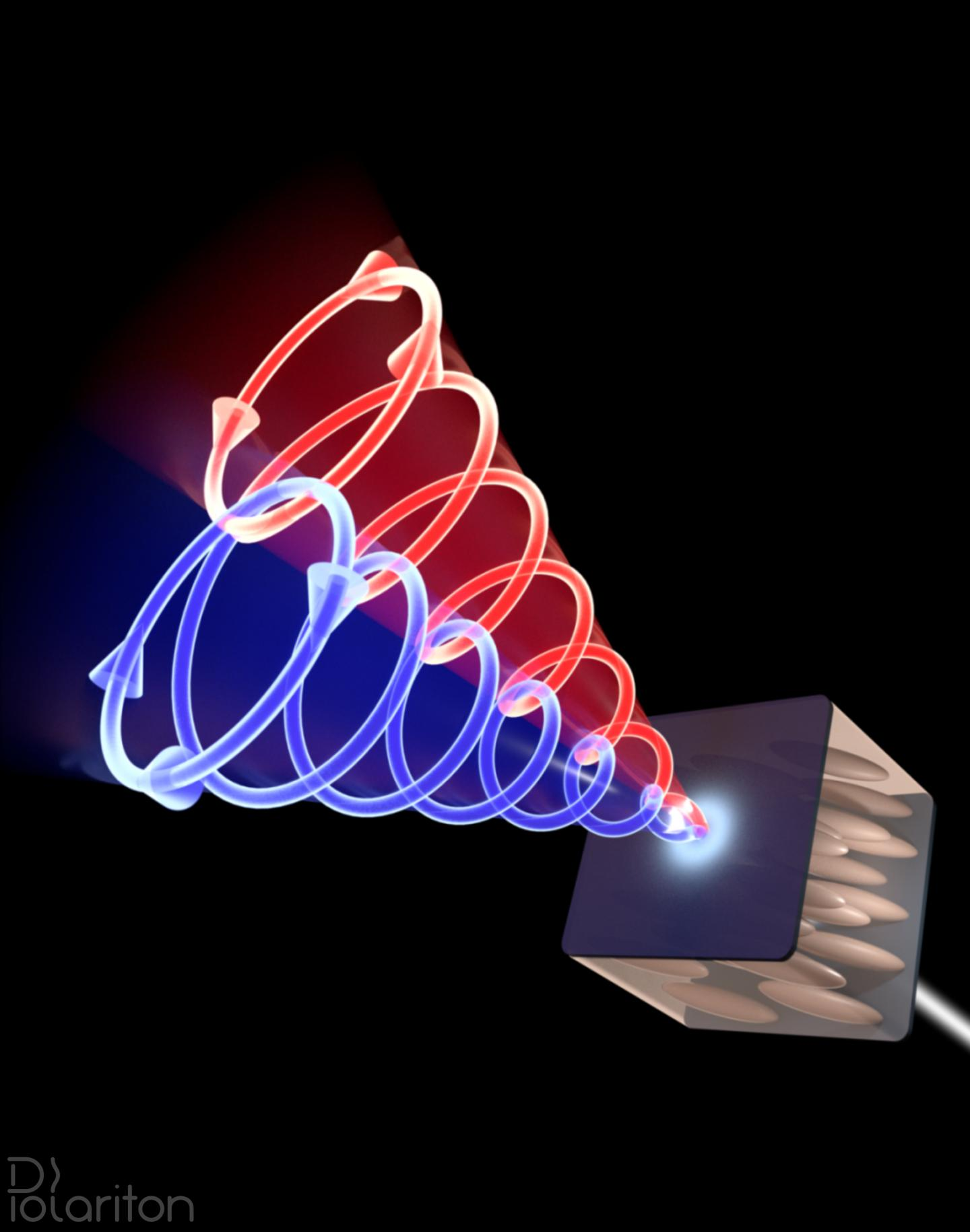 Massive photons in an artificial magnetic field – Scienmag