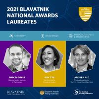 Blavatnik National Awards for Young Scientists announce 2021 laureates