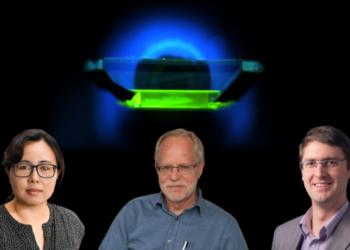 Color-centered diamond collaborators