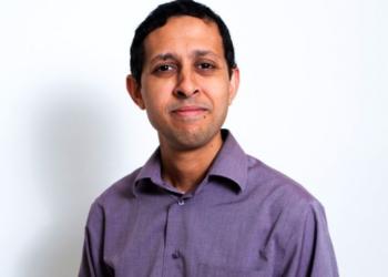 Navin Varadarajan, University of Houston M.D. Anderson Professor of Chemical and Biomolecular Engineering