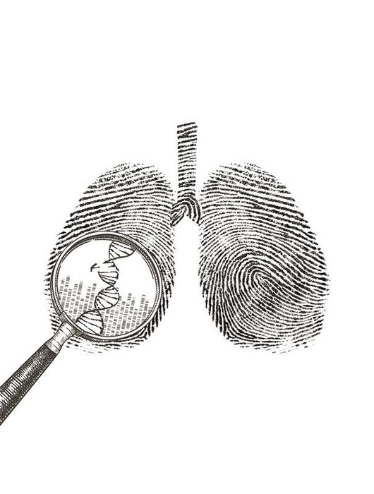 Graphic, NCI, lung cancer research