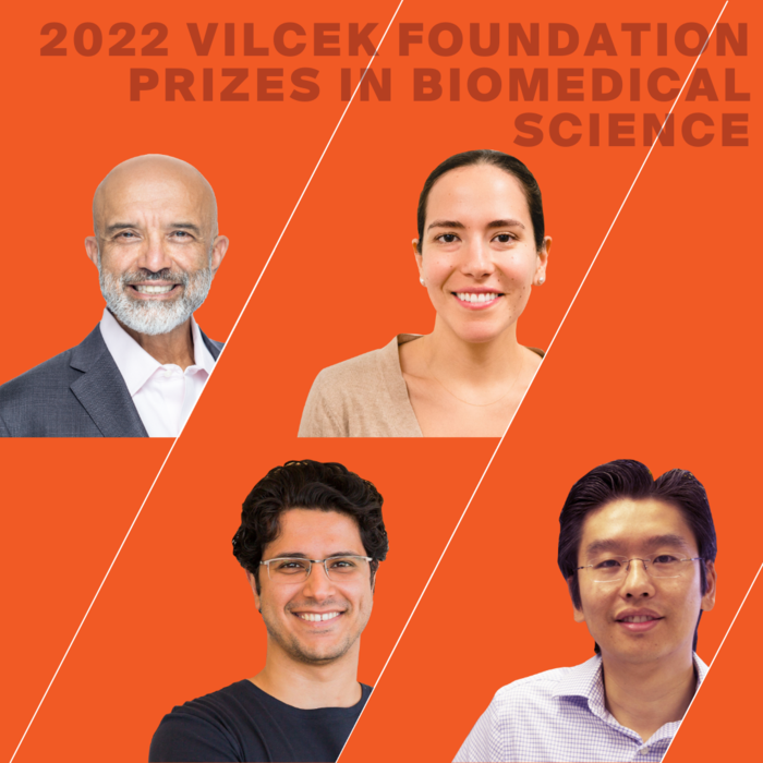 The Vilcek Foundation Prizes in Biomedical Science