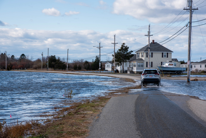 Flooding and road resilience